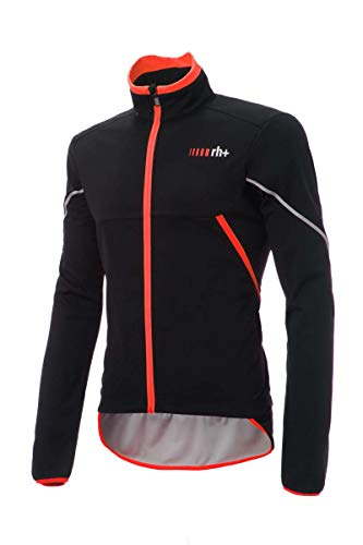 Zero Rh+ Icu0573 930Xxl, Jacket Uomo, Black/Red, XXL