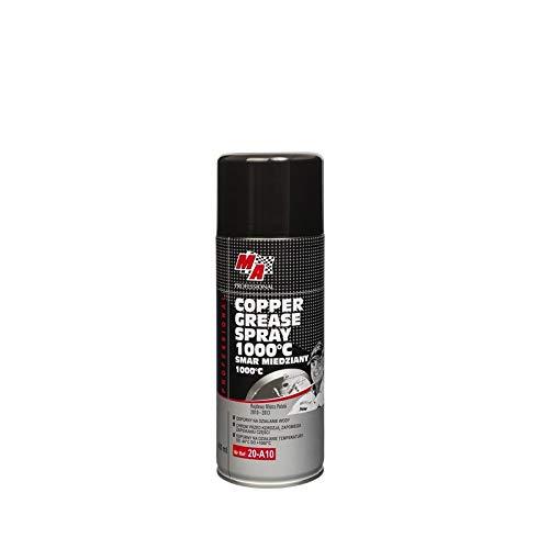 VE-PROFESSIONAL KupferSpray 400ml Kupferfett Kupferpaste Schmiermittel hitzebeständig 1000°