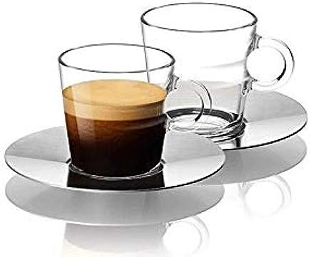 Preisvergleich für NESPRESSO Espressogläser - 2er Set - Glass Espresso - Espresso Glass Cup 60 ml