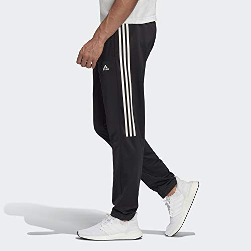 adidas Mh Tricot Pant Track Pant para Hombre, Hombre, Pantalones de chándal, GSU14, Negro, S