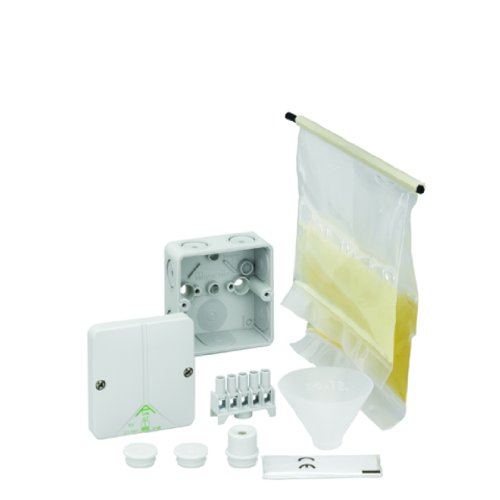 Preisvergleich Produktbild Spelsberg 49240201 Abox GT 025-2, 5² Verbindungsdose
