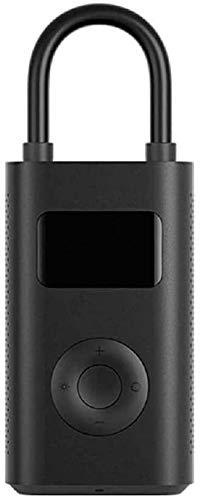 NK Xiaomi Bomba de Aire Portátil, Compresor de Batería Digital Portátil con Sensor de Presión Inteligente, Pantalla LED, 150 PSI, para Scooters, Motocicletas, Bicicletas, Automóviles, Pelotas