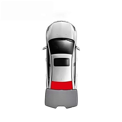 BNMG para Citroen C4 C-Quatre, Cortina Magnética Especial para Ventana, Parasol De Malla, Persiana Totalmente Cubierta Sombreado y a Prueba de Polvo (Color : Rear Windshield)