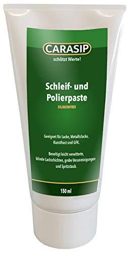 Carasip Schleif- und Polierpaste 150 ml