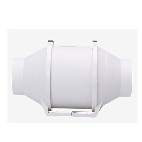 FENXIXI Conducto de ventilación del Ventilador, baño Silencio Potente Controlador de Temperatura Ventilación Extintor