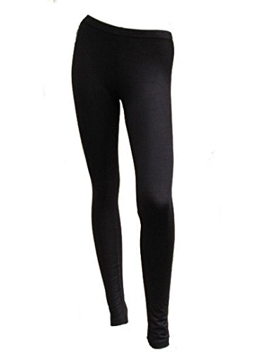 Womens Leggings Dames Lange Gym Yoga Dans Broek Excercise Leggins Zwart