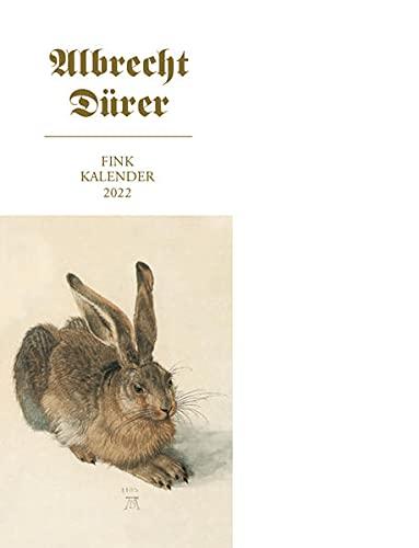 Albrecht Dürer 2022: Kunst-Postkartenkalender
