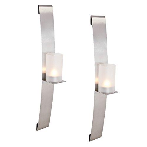 bremermann Wand-Kerzenhalter, Kerzenständer, Kerzenleuchter, 7044