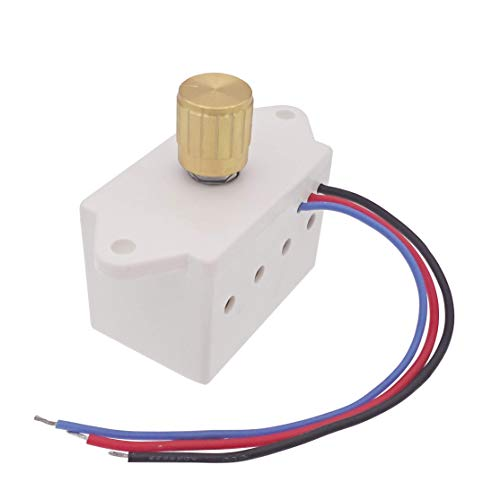 DIGITEN PWM DC Electrical Motor Speed Control Governor 6A AMP 12-24V VOLT 13KHZ Controller Switch