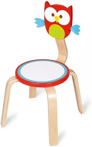 Scratch 6182313 - Stuhl Eule Lou, 26,5 x 63.5 cm