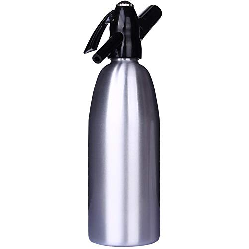 Haude DIY Soda Wasser Siphon Home Drink Saft Maschine Bar Bier Soda Siphon Maker Stahl Flasche Schaumstoff Zylinder Co2 Injektor