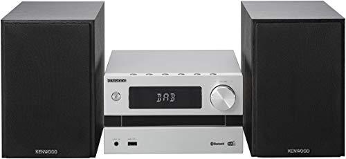 Kenwood M-720DAB Micro HiFi-System mit CD, USB, DAB+ und Bluetooth Audio-Streaming