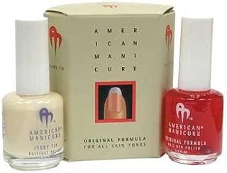 American Manicure Kits Original Formula Nail Bed/Ivory Tip
