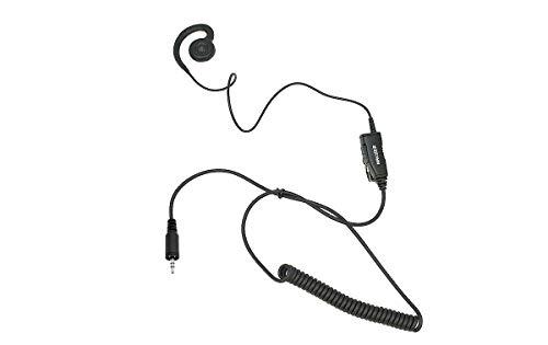 PIN-34-PKT Micro-Auricular Pinganillo Profesional para Kenwood PKT23