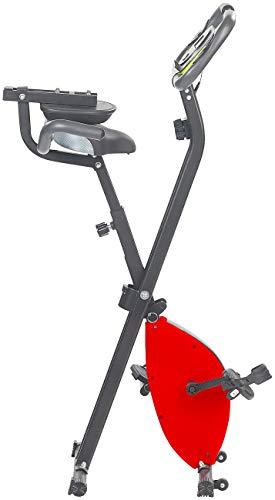Heimtrainer klappbar mit Rückenlehne für Senioren Bild 2*
