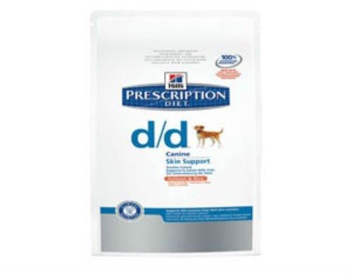 Hills S Prescription Diet D/D canine salmone e riso 12kg