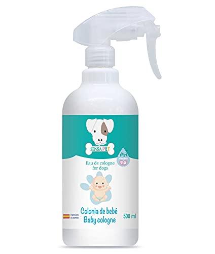 Perfume para Perros Sensaodor (Colonia de bebé)