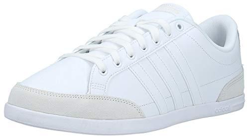 adidas Caflaire, Zapatos de Tenis para Hombre, FTWR White/FTWR White/Orbit Grey, 39 1/3 EU