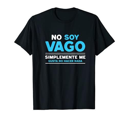 Camiseta graciosa y divertida para gente vaga Camiseta