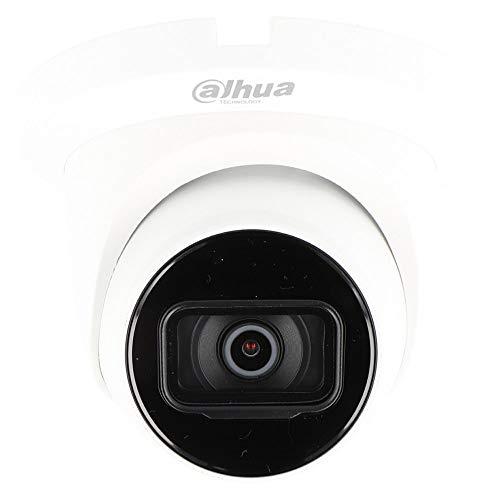 Dahua - Telecamera AI IP ONVIF PoE 4MP 2.8mm Starlight Dome Microfono Dahua - IPC-HDW3441TM-AS
