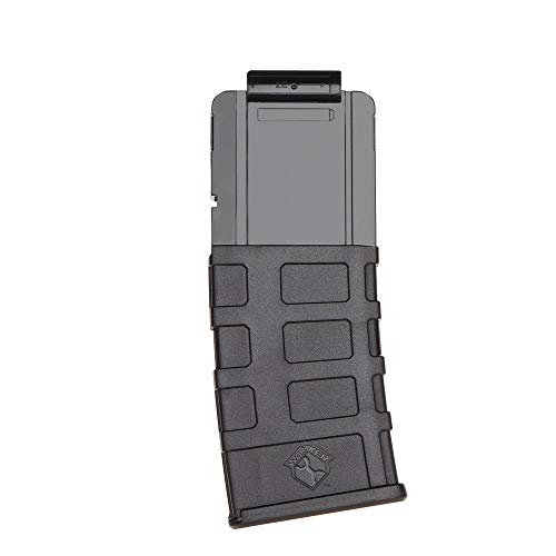 WORKER 12-Darts Magazine Clip Replacement for Nerf N-Strike Elite Toy Color Black