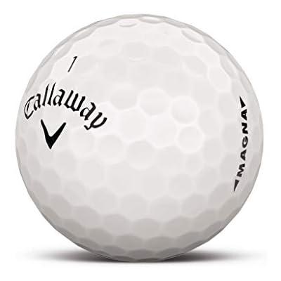 Callaway Supersoft MAGNA Oversize Bola de Golf - Impreso Personalizado con su Imagen de Texto o Logo (12 Bolas)