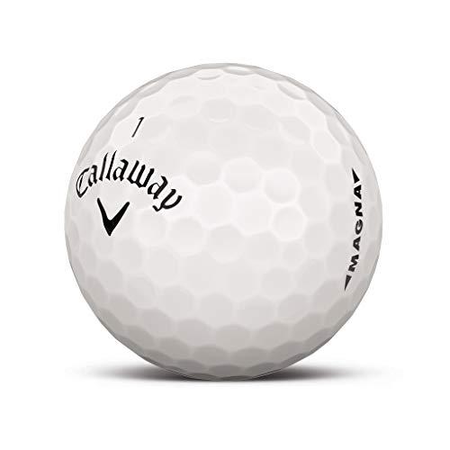 Callaway Supersoft MAGNA Oversize Bola de Golf - Impreso Personalizado con su Imagen de Texto o Logo (6 Bolas)