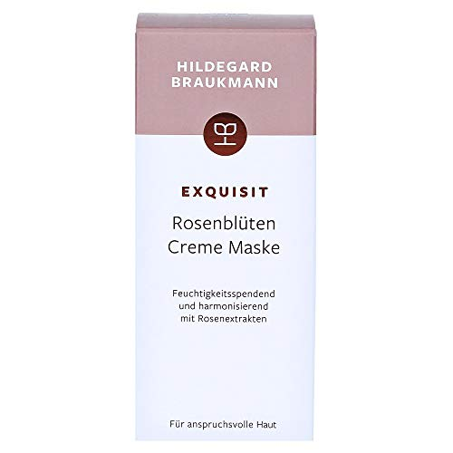 Hildegard Braukmann Exquisit Rosenblüten Creme Maske 30 ml