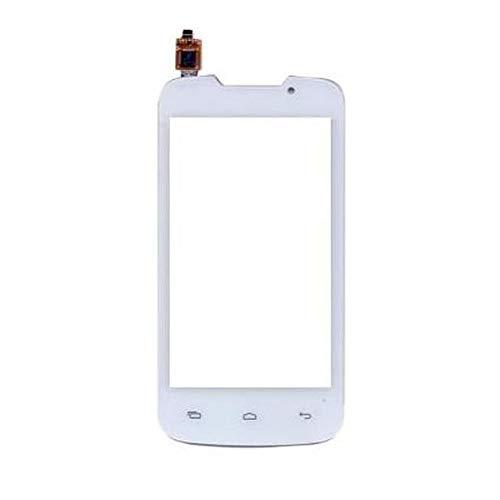 Touch Screen Digitizer for Lava Iris 402 White