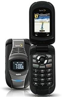 Sprint Sanyo Taho E4100 by Kyocera 3G 2.0 Megapixel Camera Clamshell Cell Phone