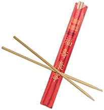 RG Paper Premium Disposable Bamboo Chopsticks Sleeved and Seperated (25)