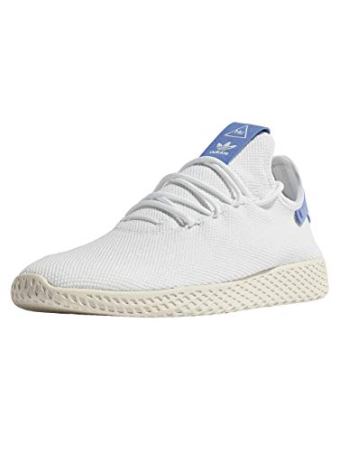 adidas Pharrell Williams Tennis Hu Herren Sneaker Weiß
