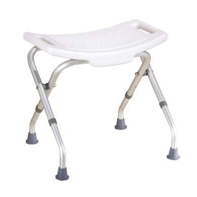 sedile per doccia pieghevole sgabello sedia da doccia altezza regolabile