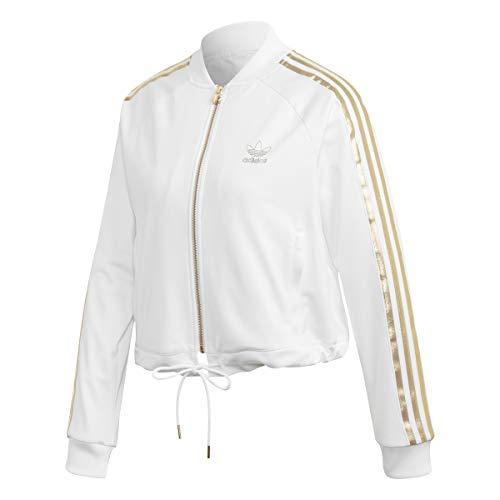 adidas SST TT 2.0 Vestes de survêtement Femme Blanc, 40