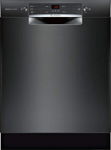 Bosch 300 Series 24″ Black Built-In Dishwasher