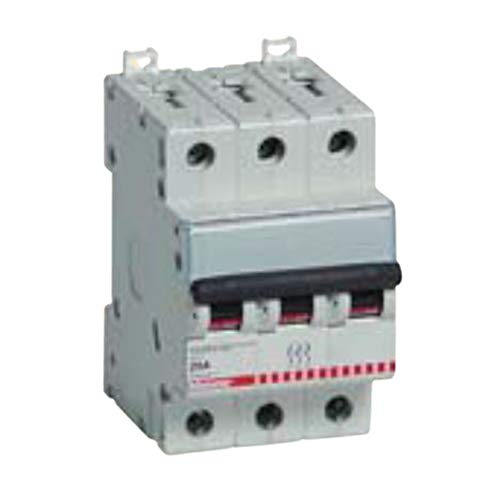 Interruptor solo magnetotérmico de tres módulos – Bticino Legrand F83SM/32