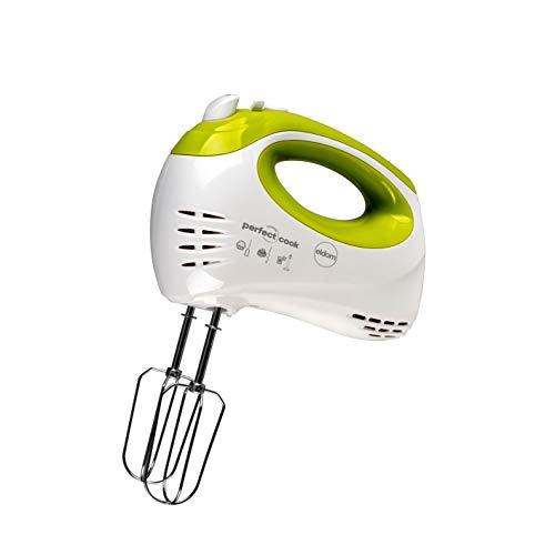 eldom Robot de Cocina - Procesador de Alimentos R105, 3 en 1, Potencia de 200 W, con Puntas de Batir, Mezclar, Triturar, 5 velocidades