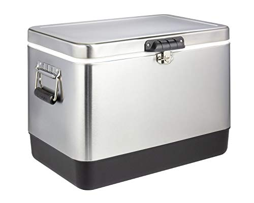 Kegco Jockey Box 50 Litros, Acero Inoxidable