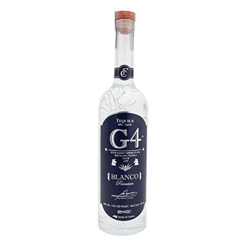 G4 Tequila Blanco 40% Vol. 0,70L