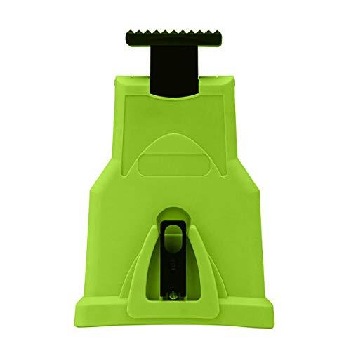 Abrasivos Afilador dientes motosierra amarillo/verde/rojo