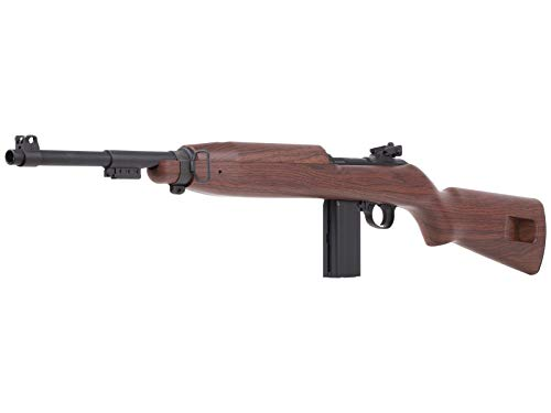 Springfield Armory M1 Carbine, Blowback CO2 .177cal BB Rifle air Rifle (Wood-Look Synthetic Stock)