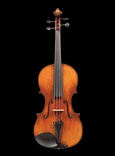 One Piece Back Maestro Old spruce Stradi 4/4 Full Size Violin D Z...