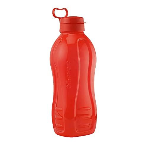 Botella de Agua Oliveware Jumbo de 2 litros Roja | para el...