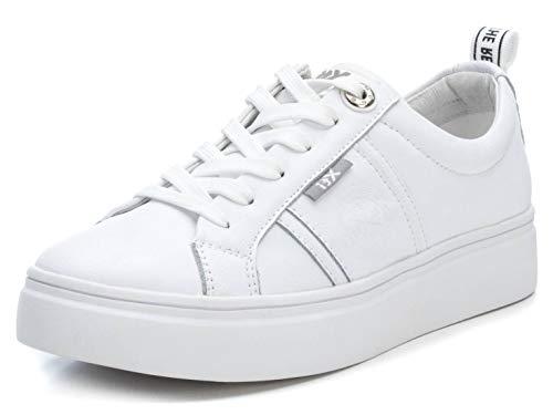 XTI 44067.0, Zapatillas Mujer, Blanco (Blanco Blanco), 36 EU