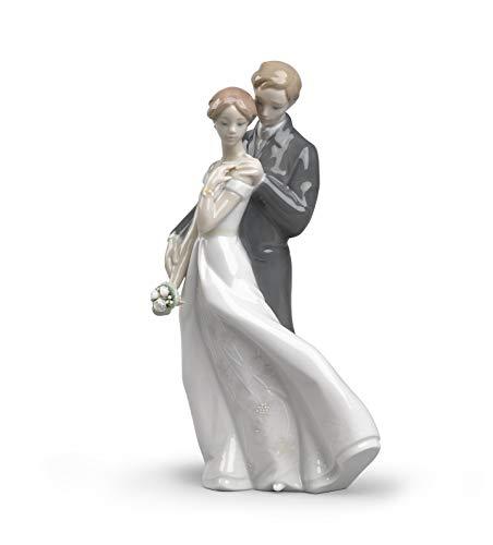 LLADRÓ Everlasting Love Couple F...