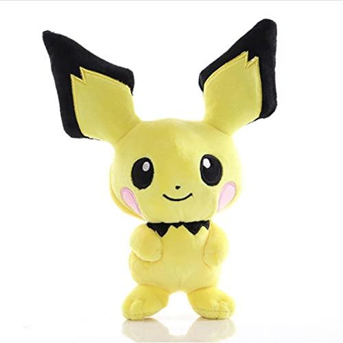 vwsitc Plush Toys Anime Toys Plush Doll Squirtle Bulbasaur Jigglypuffs Eevee Snorlax Kids Gift 25Cm