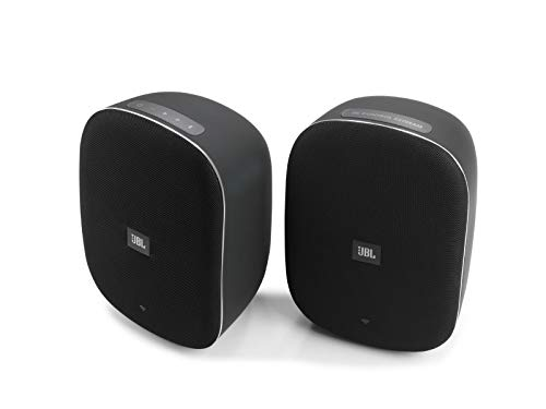 JBL Control X Stream Wireless Stereo Speakers with Chromecast Built-In