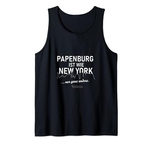Papenburg ist wie New York ... nur ganz...