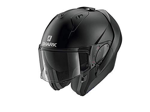 SHARK Unisex-Adult NC Motorrad Helm, Schwarz, M