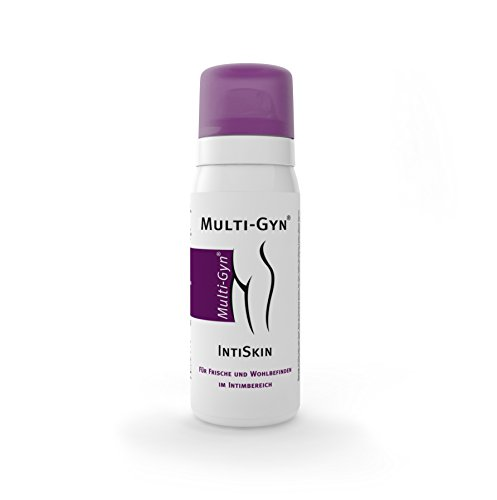 Multi-Gyn IntiSkin Mikro-Schutz- und Wohlfühlspray für den Intimbereich Behälter mit 40 ml Inhalt - nur zur äußerlichen Anwendung